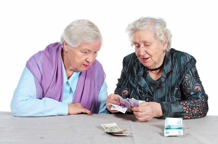 Алименты с пенсии - платятся ли алименты с пенсии