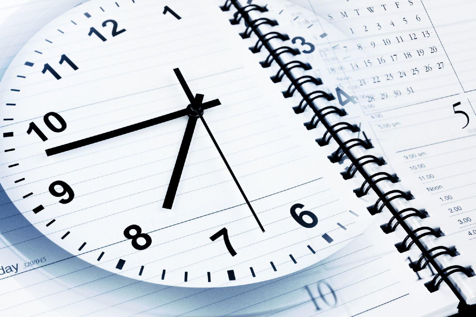 Закон о переработке часов на рабочем месте