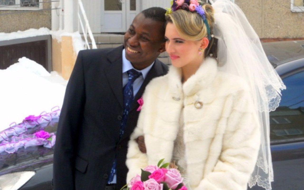 Свадьба с африканцем 30