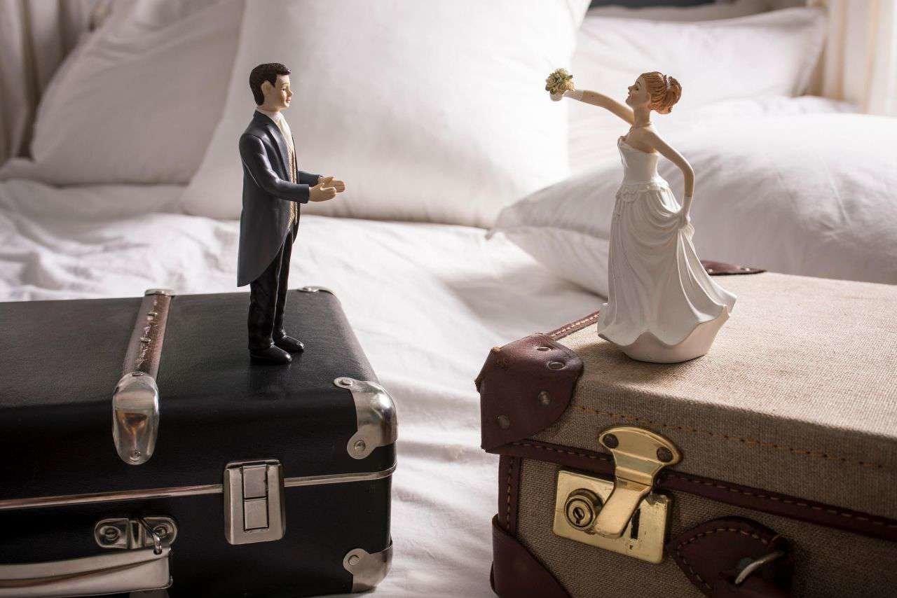 раздел имущества между супругами без развода
