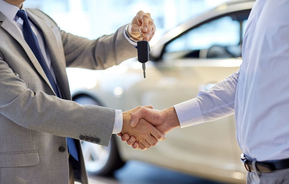 Договор купли-продажи автомобиля по доверенности