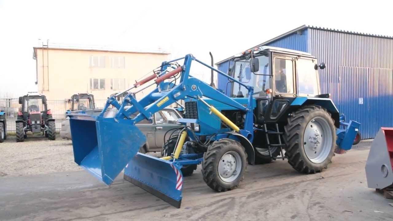 Договор купли-продажи трактора - образец