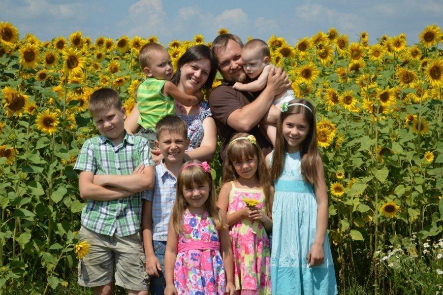 Многодетная семья понятие статус