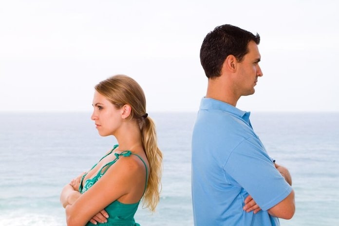 Если муж в другом городе как развестись