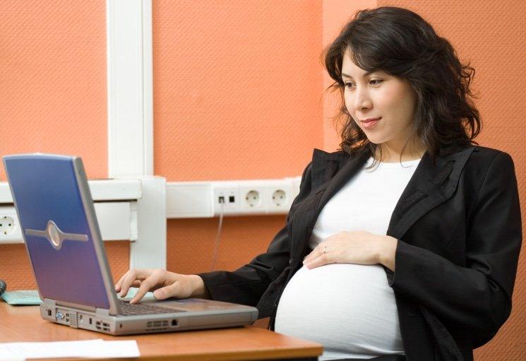 Работа при беременности