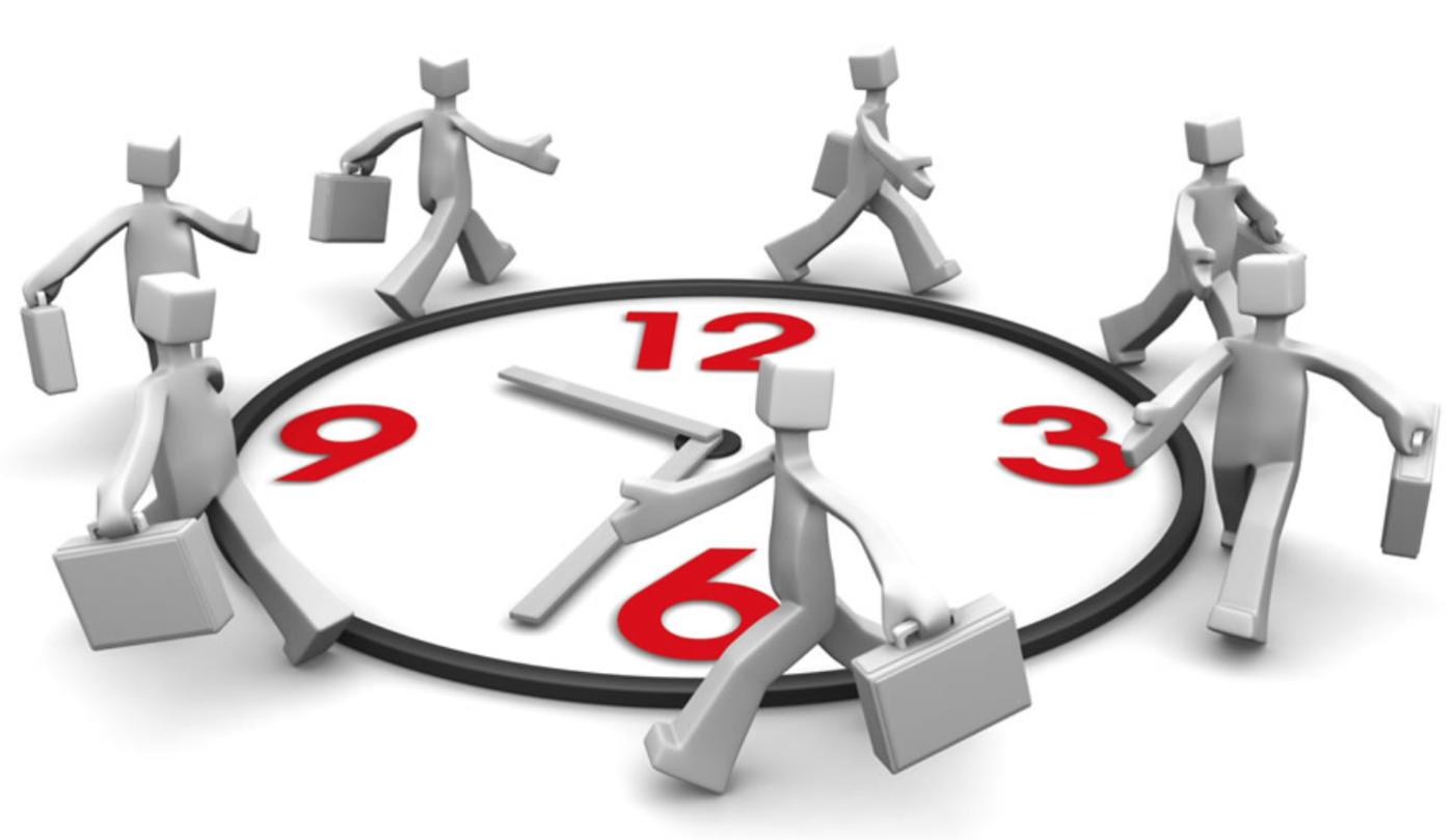 Продолжительность сверхурочной работы не должна превышать